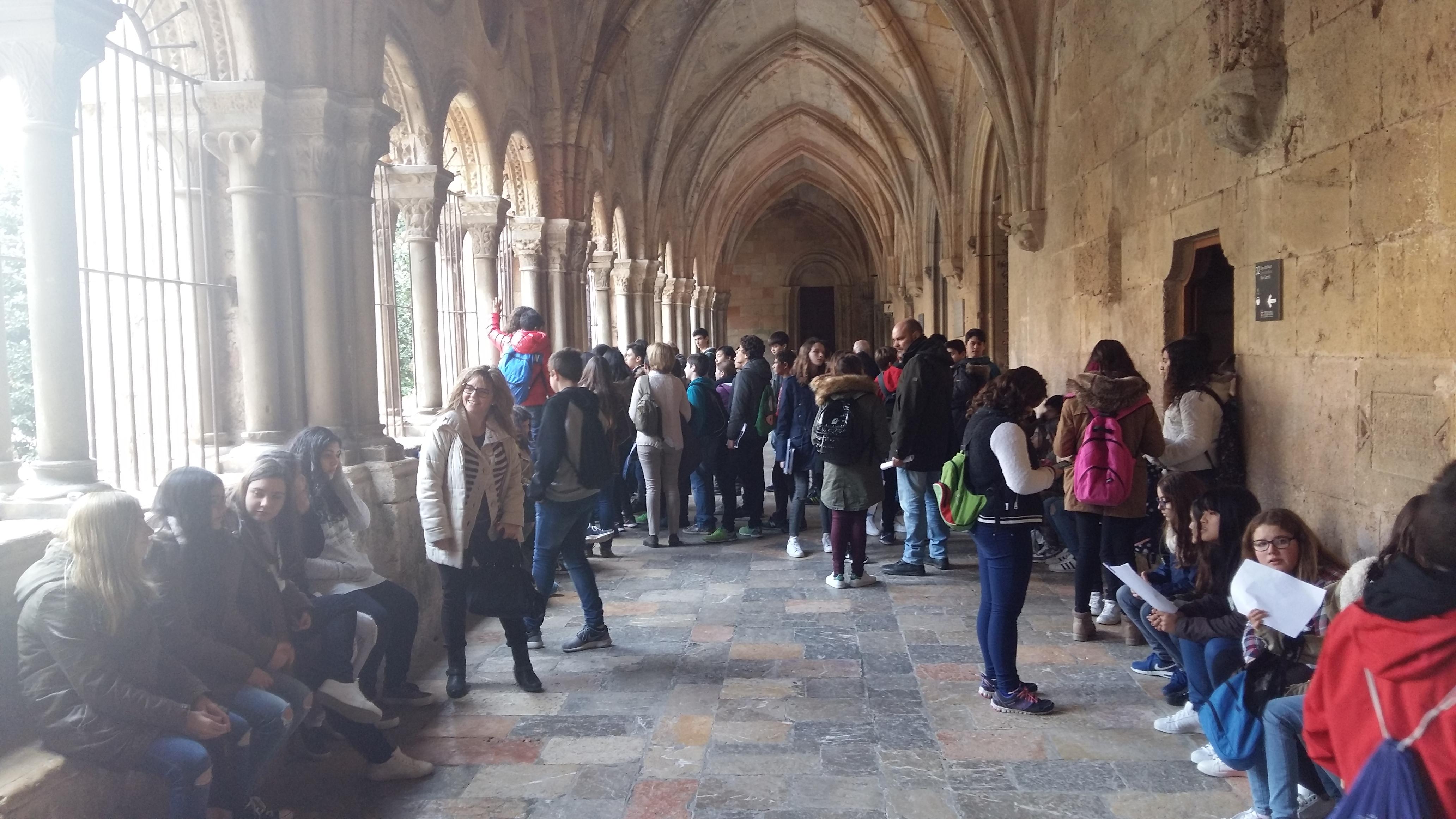 Claustre Catedral de Tarragona.
